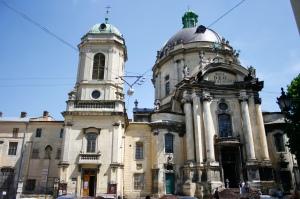 Dominican-Church-in-Lviv