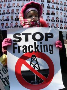 RSE: Ukraine, la fin du gaz deschiste?