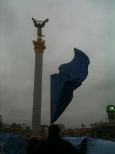 Maidan Nezalezhnosti, 28 Octobre 2013