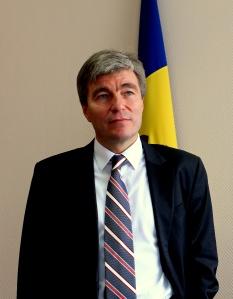 Vice-Prime Minister of the Republic of Moldova, Eugen Karpov. Photo: Damien Dubuc