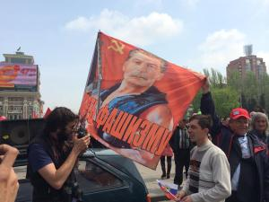 1st May, Central Donetsk.