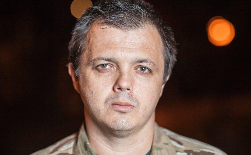 RFI: Portrait de SemenSemenchenko