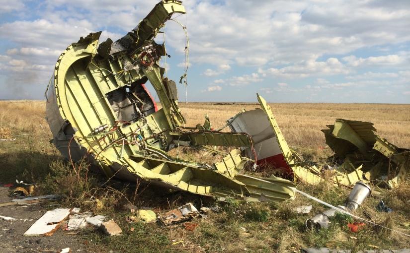 France Culture: Réactions à Kiev sur l'enquête duMH17