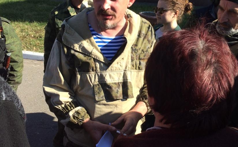 TDG: Un Etat cosaque dans une républiqueséparatiste