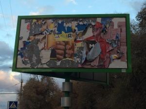 Louhansk, novembre 2014.