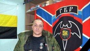 Batman dans son bureau de Louhansk.