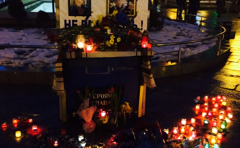 La Libre Belgique: Un an après, en Ukraine, on hésite toujours à demander son chemin à unpolicier