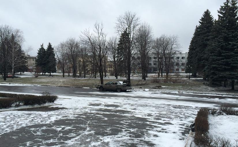 La Tribune de Genève: Debaltseve, la bataille qui peut anéantir lapaix