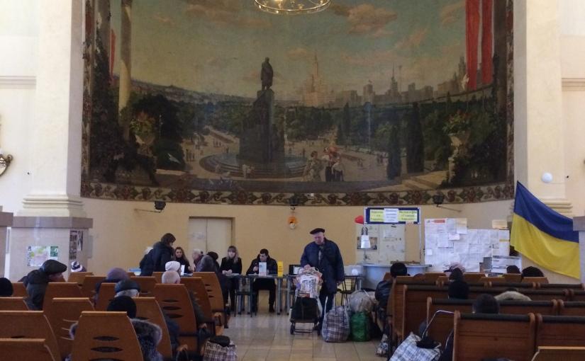 LLB: A Kharkiv, l'espoir enexil