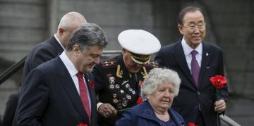 RFI: 8-9 mai; Kiev revoit sonHistoire
