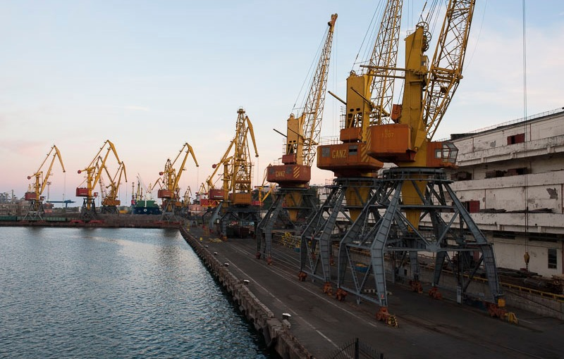 RFI: Odessa, son port, sacorruption