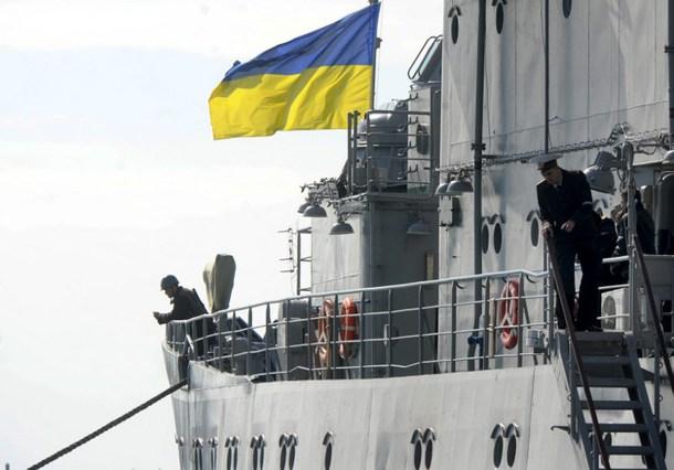 RFI: Une marine ukrainienne enconvalescence