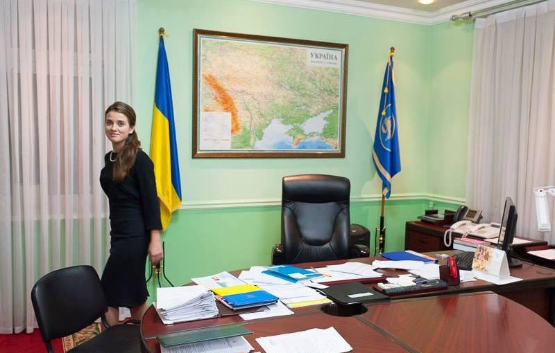 RFI: Ioulia Marouchevska, portrait d'un Révolutionukrainienne