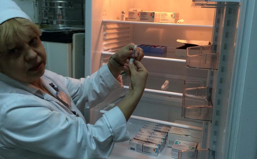 LLB: L'Ukraine résistante… à la vaccinationanti-polio