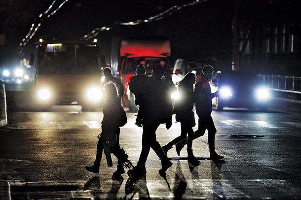 RFI: La Crimée toujours sansélectricité