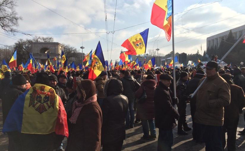 RFI: Journée de mobilisationàChisinau