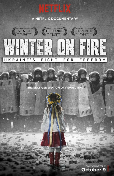 RFI: La Révolution ukrainienne auxOscars