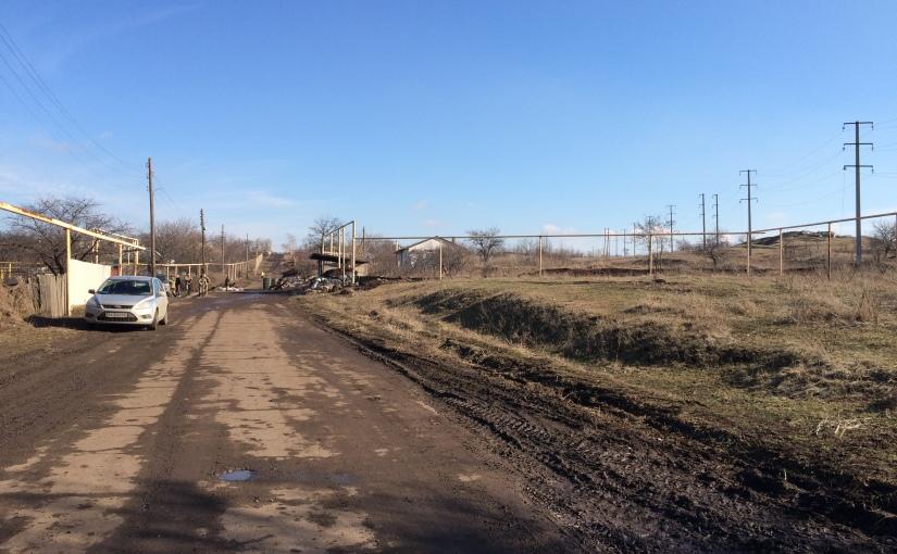 RFI: La zone grise du Donbass, prise aupiège