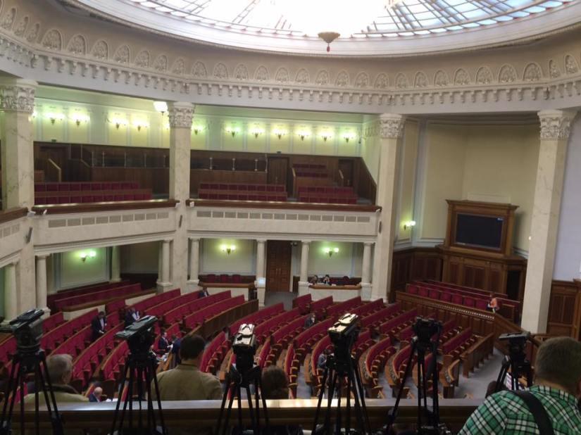 Démission d'Arséni Iatseniouk: juste une nouvelle étape de la criseukrainienne