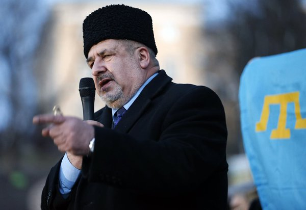 RFI: Interdiction du Mejlis des Tatars deCrimée