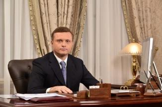 Serhiy Lyovochkine, ancien chef de l'administration présidentielle de Viktor Ianoukovitch
