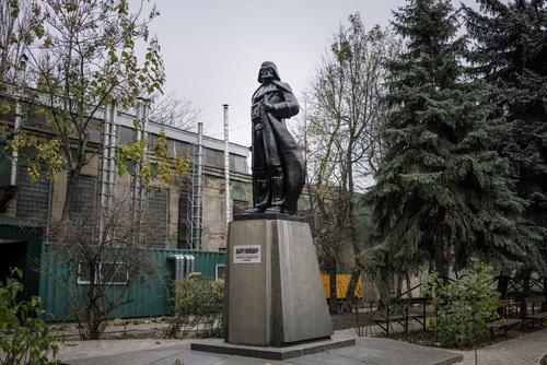 RTBF: Décommunisation en Ukraine, pourquoifaire?