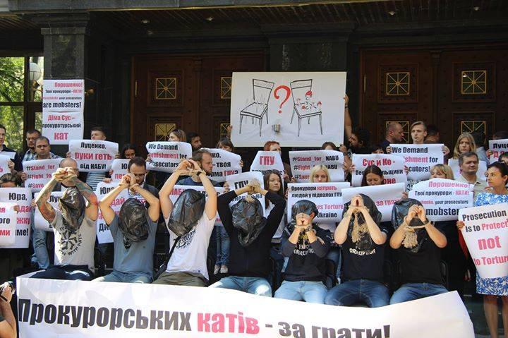 RFI: Des procureurs ukrainiens accusés de torture – et decorruption