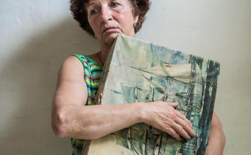 Libération: Donbass, l'ombre desdisparus