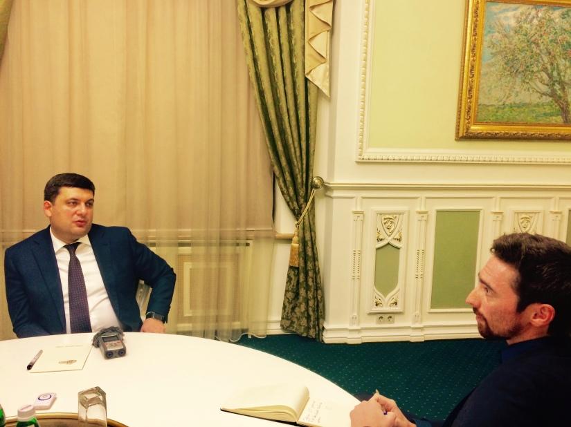 TDG: «Face à la Russie, notre frontière de l'Est est celle del'Europe»