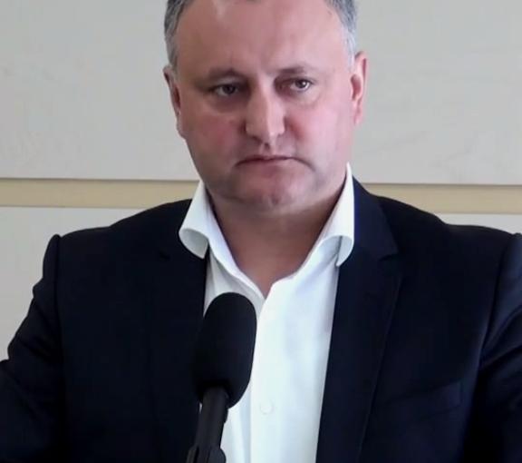Ouest France:Dodon le Moldave fait de l'œil auxRusses