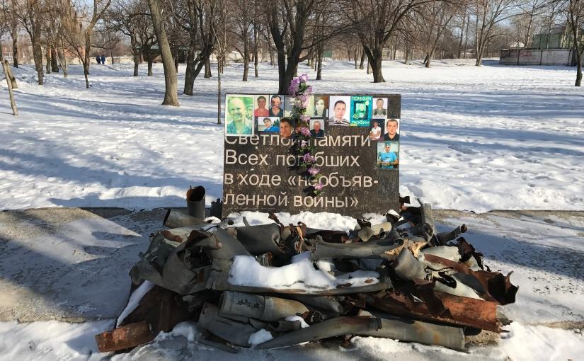 Grand Reportage RFI: Le Donbass, entre guerre, réintégration etabandon