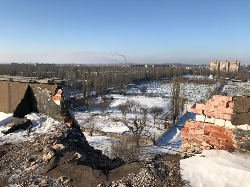 RFI: Le Donbass, 2 ans après les Accords deMinsk