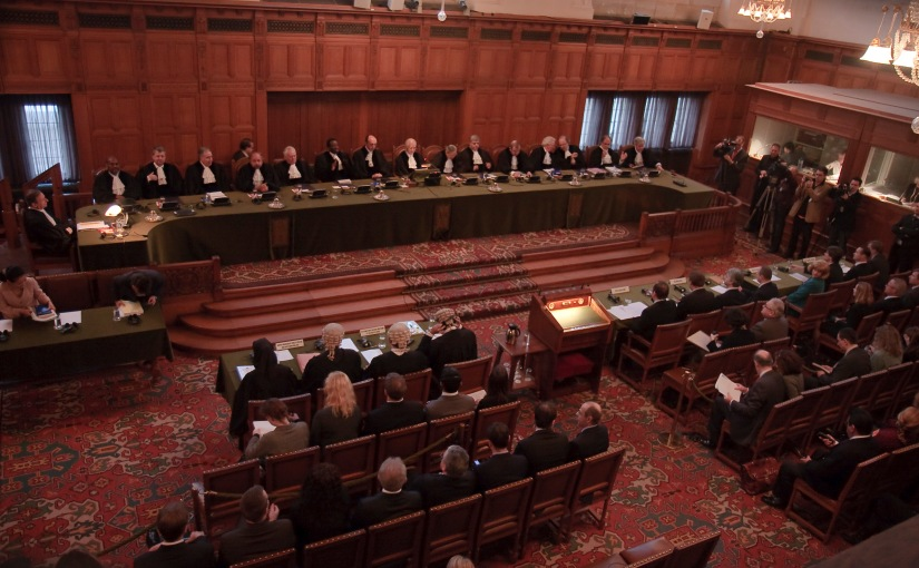 TDG: L'Ukraine tente de se faire entendre à la Cour de LaHaye