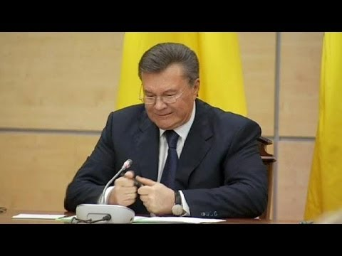 RFI: L'Etat ukrainien confisque 1,5 milliards de dollars de «La Famille» Ianoukovitch
