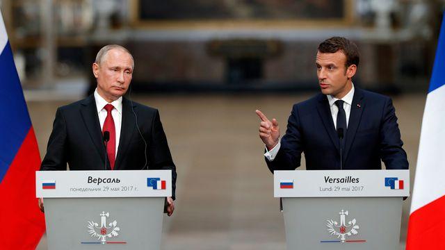 RFI: Kiev soulagée après la rencontre deVersailles