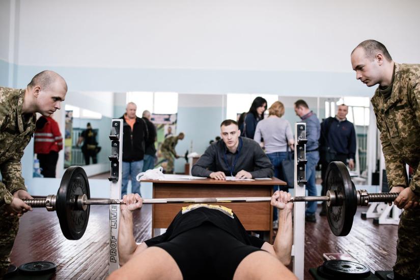 RFI: Des vétérans ukrainiens aux InvictusGames
