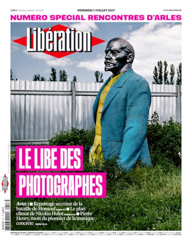 Libération: «Chaque Ukrainien a quelque chose à dire sur Lénine»