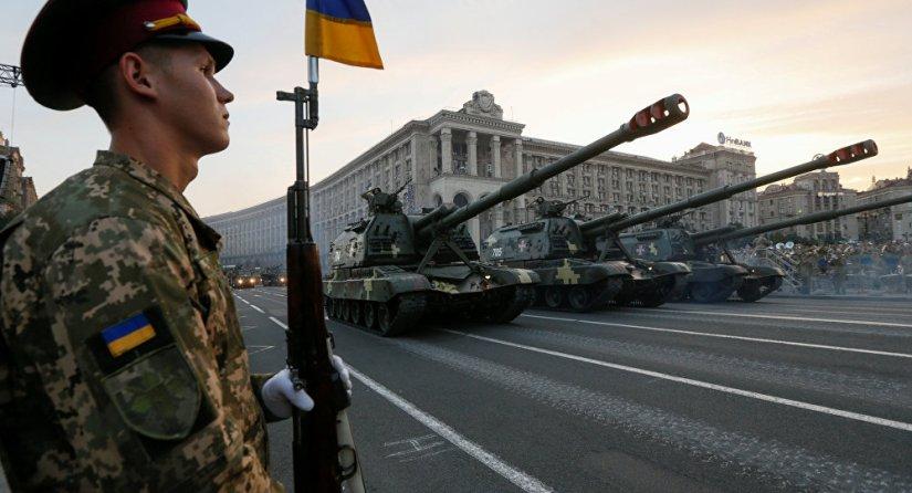 France Culture: Une parade militaire comme démonstration deforce