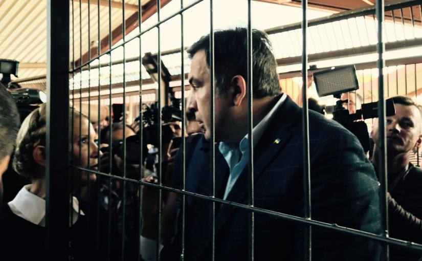 RFI: Saakachvili en Ukraine, un feuilleton de sérieB?